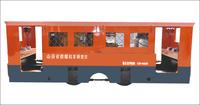 矿用防爆柴油机钢轮普轨机车CCGS8.0