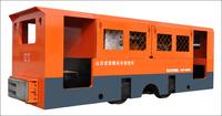 矿用防爆柴油机钢轮普轨机车CCGS12.0